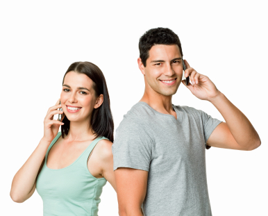 iStock_000017851004XSmall_YoungCouple_Phones